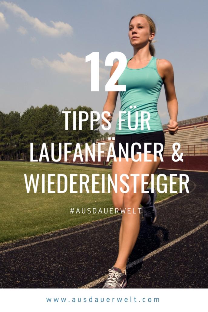 12 tipps fuer laufanfänger