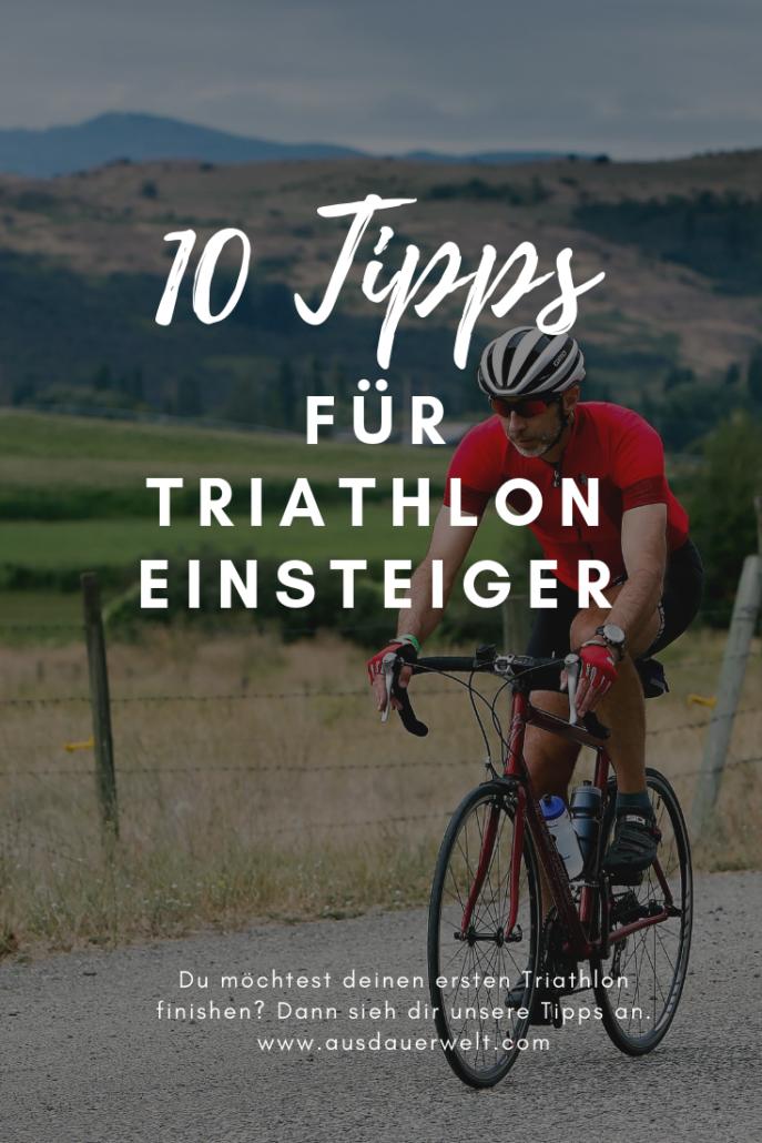 10 Tipps für Triathlon Einsteiger