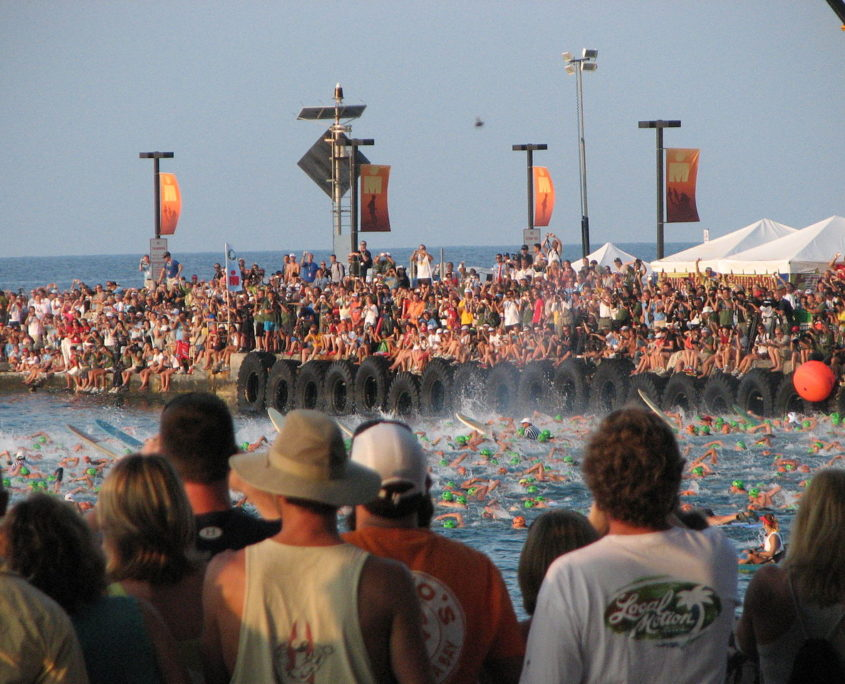 Ironman Triathlon, Hawaii 2008
