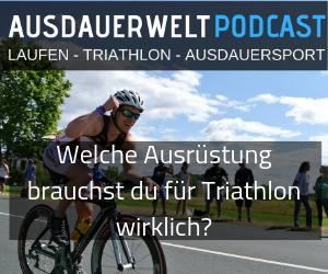 ausrüstung triathlon anfänger