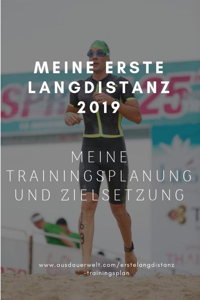 erste langdistanz trainingsplan