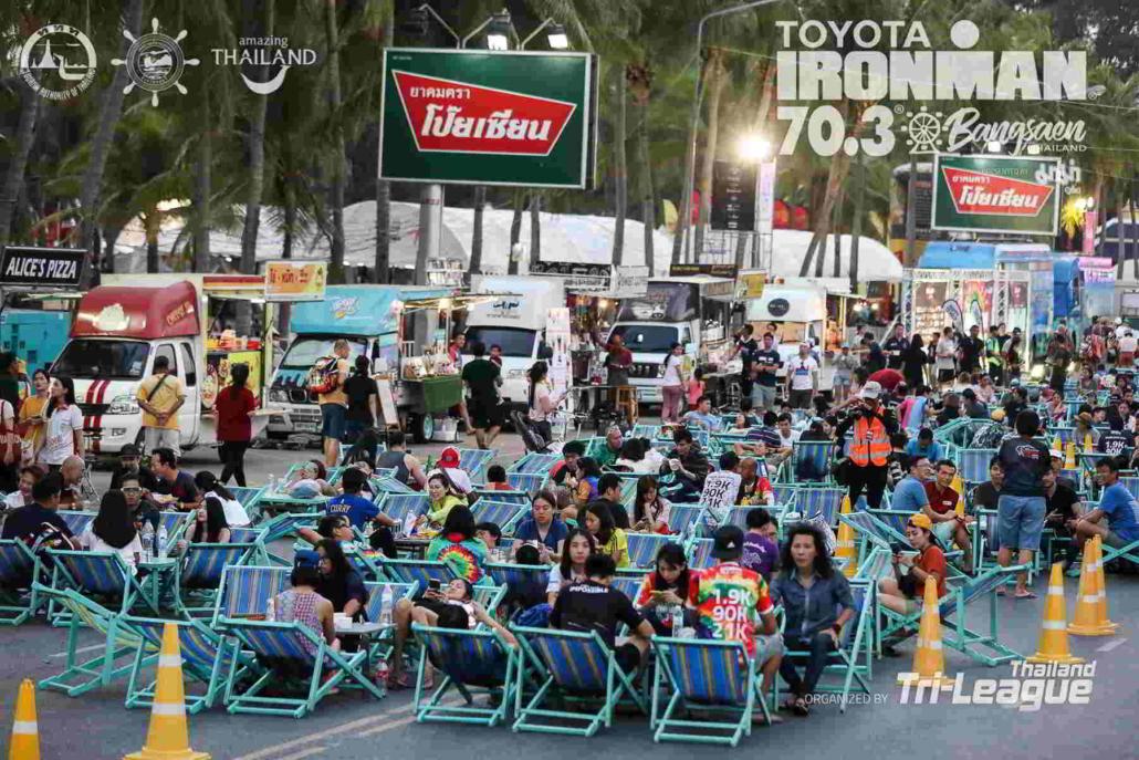 ironman 70.3 bangsaen thailand